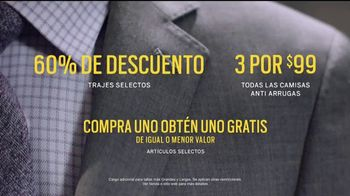Men's Wearhouse TV Spot, 'Expertos' [Spanish] - Thumbnail 6
