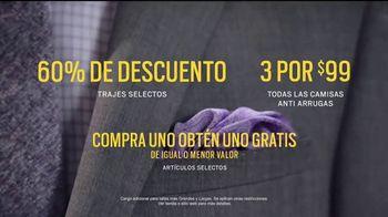 Men's Wearhouse TV Spot, 'Expertos' [Spanish] - Thumbnail 7