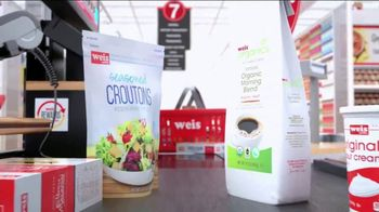 Weis Rewards TV Spot, 'Coffee to Croutons' - Thumbnail 2