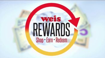 Weis Rewards TV Spot, 'Coffee to Croutons' - Thumbnail 6