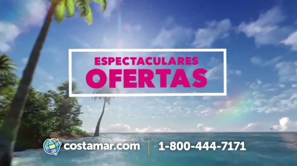 Costamar Travel TV Commercial, 'Ofertas espectaculares: llama ya'