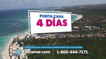 Costamar Travel TV Spot, 'Ofertas espectaculares: llama ya' [Spanish] - Thumbnail 3