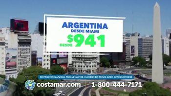 Costamar Travel TV Spot, 'Ofertas espectaculares: llama ya' [Spanish] - Thumbnail 7