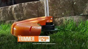 STIHL TV Spot, 'Real People: Trimmers' - Thumbnail 4