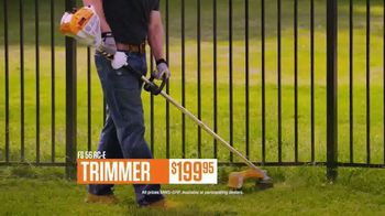 STIHL TV Spot, 'Real People: Trimmers' - Thumbnail 5