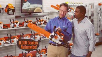 STIHL TV Spot, 'Real People: Trimmers' - Thumbnail 6