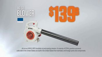 STIHL TV Spot, 'Pick Your Power: Fuel or Battery Blowers' - Thumbnail 5