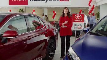 Toyota Ready Set Go! TV Spot, 'Flowers: 2018 Camry' [T2] - Thumbnail 1
