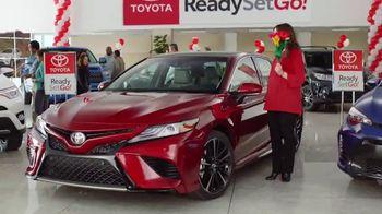 Toyota Ready Set Go! TV Spot, 'Flowers: 2018 Camry' [T2] - Thumbnail 3