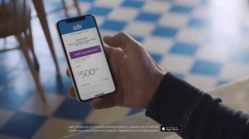 Citi App TV Spot, 'Kiddie Shoes' Song by Etta James - Thumbnail 2