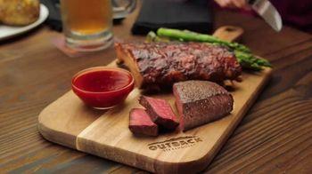 Outback Steakhouse Steak & Ribs TV Spot, 'Incredible' - Thumbnail 1