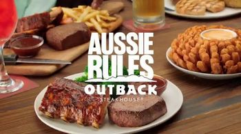 Outback Steakhouse Steak & Ribs TV Spot, 'Incredible' - Thumbnail 9
