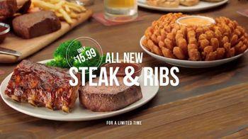 Outback Steakhouse Steak & Ribs TV Spot, 'Incredible' - Thumbnail 4