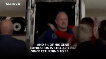 Seeker TV Spot, 'Science Channel: Space Travel and Gene Expression' - Thumbnail 3