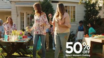 JCPenney TV Spot, 'Feel-Good Moments' Song by Redbone - Thumbnail 6