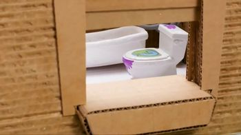 Flush Force Bizarre Bathroom TV Spot, 'Drip Drip Drip' - Thumbnail 1
