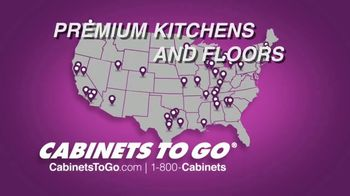 Cabinets To Go 3 Day Only Sale TV Spot, 'Great Discovery' Ft. Ty Pennington - Thumbnail 5