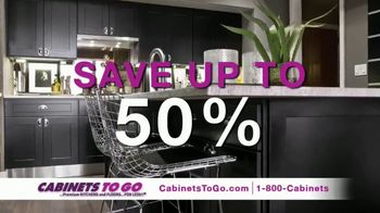 Cabinets To Go 3 Day Only Sale TV Spot, 'Great Discovery' Ft. Ty Pennington - Thumbnail 4