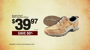 Bass Pro Shops Spring Gear Up Sale TV Spot, 'Boat Shoes and Kayaks' - Thumbnail 6