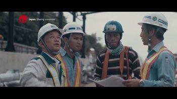 The Government of Japan TV Spot, 'Side by Side: Co-Creating Infrastructure'