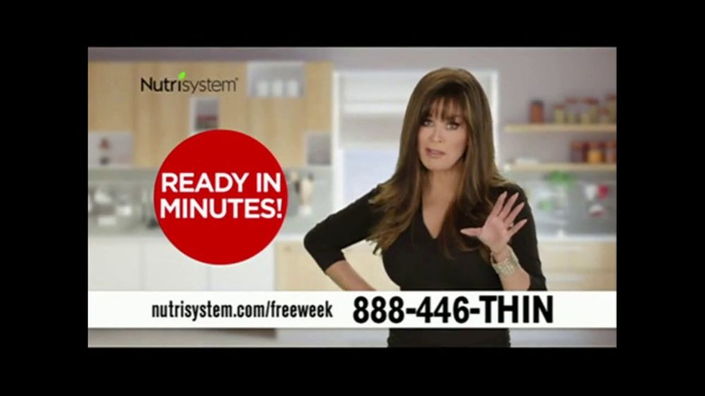 Nutrisystem Turbo 13 TV Commercial, 'Busy' Featuring Marie Osmond