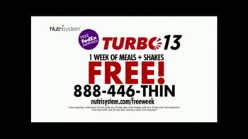 Nutrisystem Turbo 13 TV Spot, 'Busy' Featuring Marie Osmond - Thumbnail 8