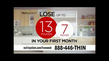 Nutrisystem Turbo 13 TV Spot, 'Busy' Featuring Marie Osmond - Thumbnail 4