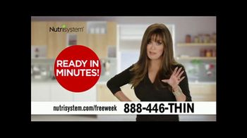 Nutrisystem Turbo 13 TV Spot, 'Busy' Featuring Marie Osmond - 148 commercial airings