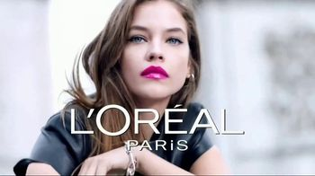 L'Oreal Paris Colour Riche Shine Lipstick TV Spot, 'Addictive Application'
