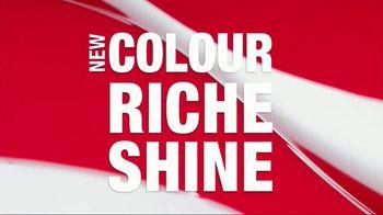 L'Oreal Paris Colour Riche Shine Lipstick TV Spot, 'Addictive Application' - Thumbnail 3