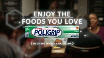 Super PoliGrip TV Spot, 'What Can I Eat With Dentures?' - Thumbnail 9