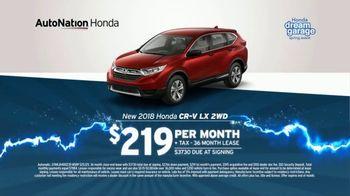 AutoNation 72-Hour Flash Sale TV Spot, '2018 Honda CR-V LX 2WD' - Thumbnail 3