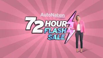 AutoNation 72-Hour Flash Sale TV Spot, '2018 Honda CR-V LX 2WD' - Thumbnail 4