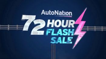 AutoNation 72-Hour Flash Sale TV Spot, '2018 Honda CR-V LX 2WD' - 45 commercial airings