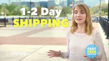 Chewy.com TV Spot, 'Free Shipping'