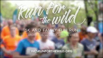 Wildlife Conservation Society TV Spot, '2018 Run for the Wild: Bronx Zoo' - Thumbnail 8