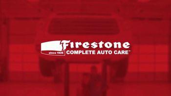Firestone Complete Auto Care TV Spot, 'Running Right: Prepaid Card' - Thumbnail 1