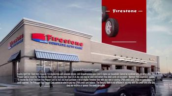 Firestone Complete Auto Care TV Spot, 'Running Right: Prepaid Card' - Thumbnail 6