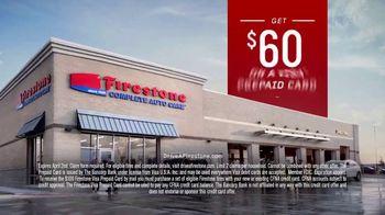 Firestone Complete Auto Care TV Spot, 'Running Right: Prepaid Card' - Thumbnail 7