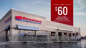 Firestone Complete Auto Care TV Spot, 'Running Right: Prepaid Card' - Thumbnail 8