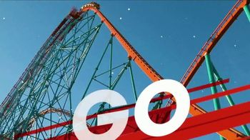 Six Flags Magic Mountain TV Spot, 'Open Everyday: Go Big' - Thumbnail 8