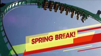 Six Flags Magic Mountain TV Spot, 'Open Everyday: Go Big' - Thumbnail 2