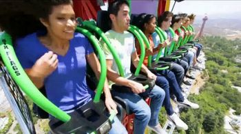 Six Flags Magic Mountain TV Spot, 'Open Everyday: Go Big' - Thumbnail 3