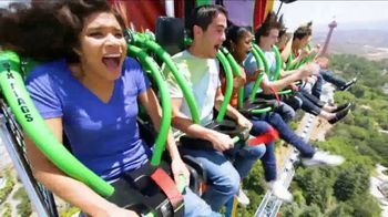 Six Flags Magic Mountain TV Spot, 'Open Everyday: Go Big' - Thumbnail 4