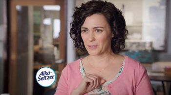 Alka-Seltzer Heartburn Relief Chews TV Spot, 'Fireman in the Cafe: Gummies' - Thumbnail 2