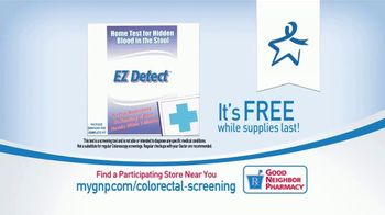 Good Neighbor Pharmacy TV Spot, 'Colorectal Cancer Awareness Month: NY' - Thumbnail 10
