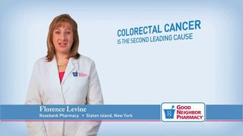 Good Neighbor Pharmacy TV Spot, 'Colorectal Cancer Awareness Month: NY' - Thumbnail 4