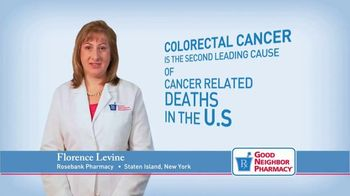 Good Neighbor Pharmacy TV Spot, 'Colorectal Cancer Awareness Month: NY' - Thumbnail 5