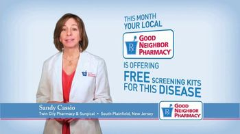 Good Neighbor Pharmacy TV Spot, 'Colorectal Cancer Awareness Month: NY' - Thumbnail 8