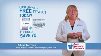 Good Neighbor Pharmacy TV Spot, 'Colorectal Cancer Awareness Month: NY' - Thumbnail 9